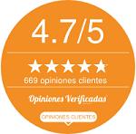 Consulta las opiniones de nuestros clientes