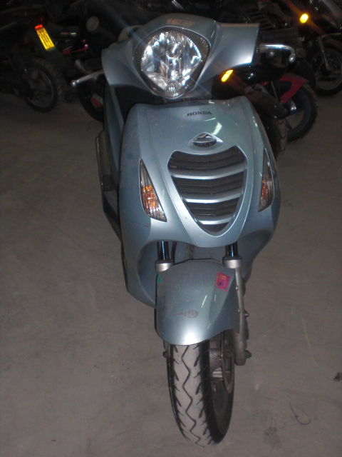 Honda PS 150 2007 front side
