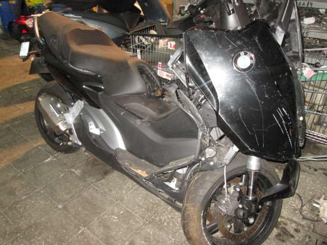 Despiece BMW C600 Sport 2013 vista frontal