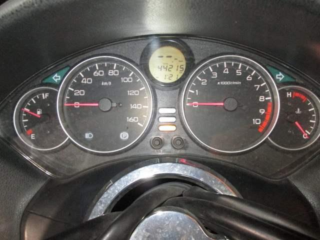 Cuadro de instrumentos de la Honda Forza 250 del 2008