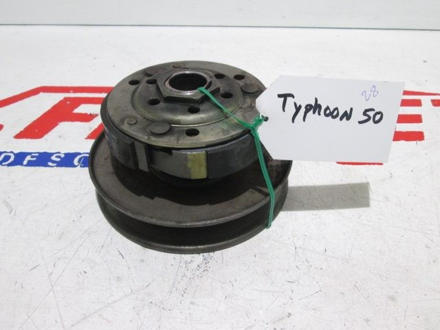 CLUTCH scrapping motorcycle PIAGGIO TYPHOON 50 2012
