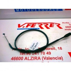CABLE EMBRAGUE de repuesto de una moto SUZUKI GS 500 2001