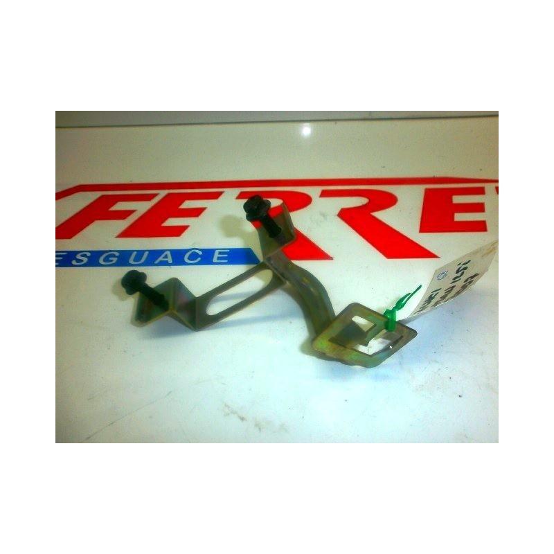 2007 Suzuki Sx4 Fuse Box Location: Regulatory Support And Fuse Box Suzuki Burgman 125 2007