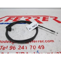 Cable apertura asiento honda dylan 125 2005 for Asiento apertura