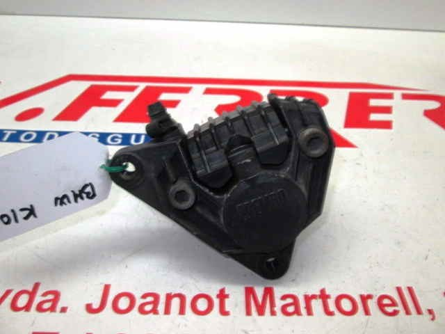 LEFT FRONT BRAKE CALIPER of a scrapping a motorcycle BMW K100 1988