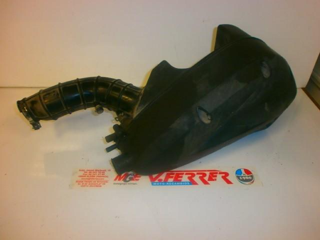CAJA FILTRO AIRE COMPLETA de repuesto de una moto KYMCO YUP 250 2003