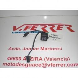 ANTIPARASITARIO VENTILADOR RADIADOR de repuesto de una moto KYMCO BET & WIN 125 2008