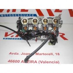 BATERIA DE INYECCION COMPLETA de repuesto de una moto YAMAHA XJ6 2012