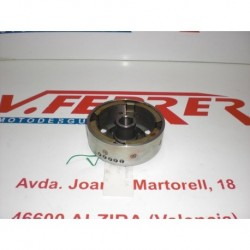 MAGNETIC WHEEL YAMAHA SR of 250 to 9954 km.