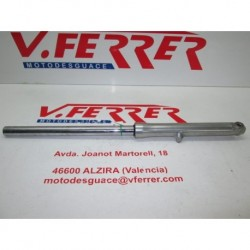BAR FORK LEFT COMPLETE scrapping motorcycle YAMAHA SR 250