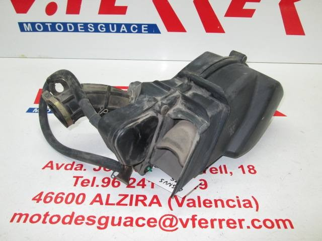 AIR FILTER BOX scrapping a motorcycle YAMAHA CYGNUS 125 2006