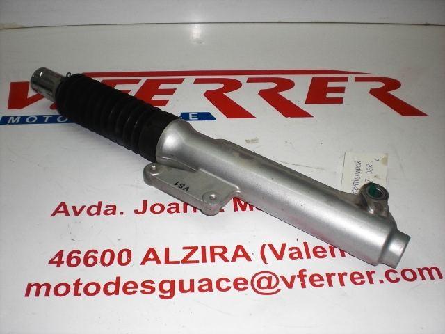 BARRA HORQUILLA DELANTERA DERECHA de repuesto de una moto SYM VS 125 2007