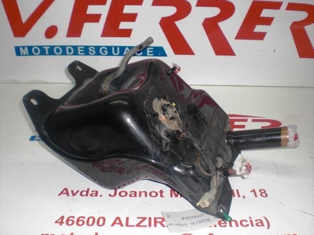 DEPOSITO GASOLINA SIN AFORADOR de repuesto de una moto SYM VS 125 2007