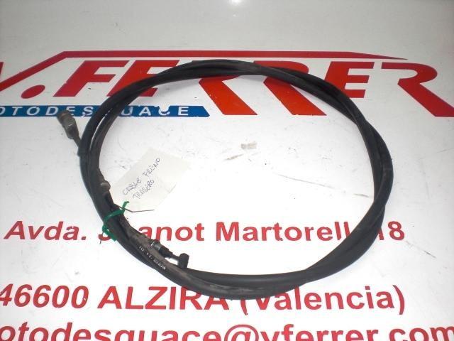 CABLE FRENO TRASERO de repuesto de una moto SYM VS 125 2007