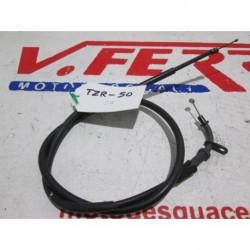 CABLE STARTER de repuesto de una moto YAMAHA TZR 50 2006