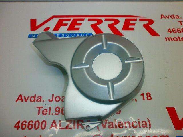 TAPA PIÑON ARRASTRE de repuesto de una moto APRILIA MANA 850 2007-2010