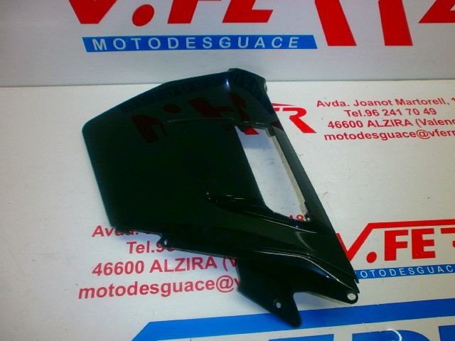 LEFT SIDE COVER BLACK DERBI GP1 a