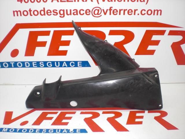 GUARDABARROS TRASERO (PARTE DERECHA) de repuesto de una moto DERBI URBAN-R