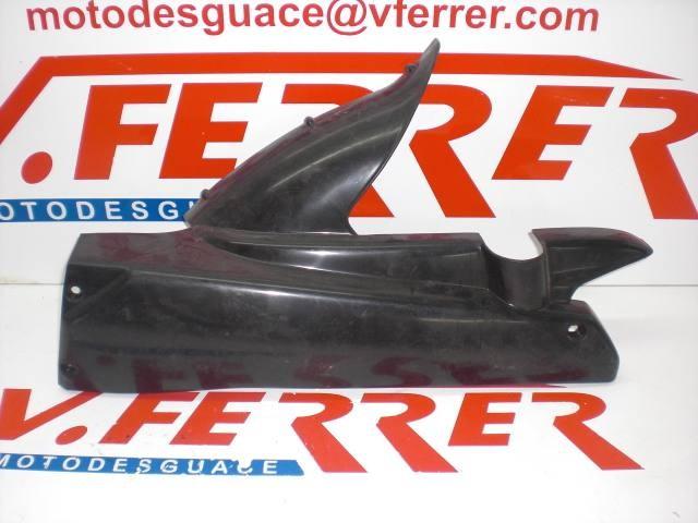 GUARDABARROS TRASERO (PARTE IZQUIERDA) de repuesto de una moto DERBI URBAN-R