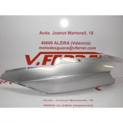 TAPA LATERAL TRASERA IZQUIERDA de repuesto de una moto DAELIM S2 250