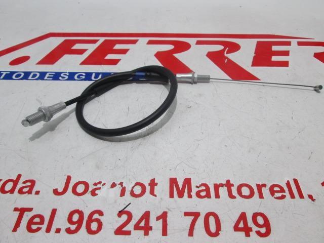 CABLE ACELERADOR de repuesto de una moto DUCATI SUPERBIKE 748 02-03 / 996-S