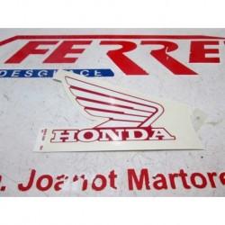 ADHESIVO DERECHO DEPOSITO GASOLINA de repuesto de una moto HONDA CBR 600 F