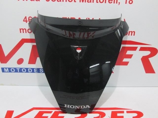 COLIN COVER REAR scrapping motorcycle HONDA FES 150 PANTHEON