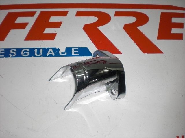 EXHAUST PROTECTOR HYOSUNG GV 650 AQUILA / ST7