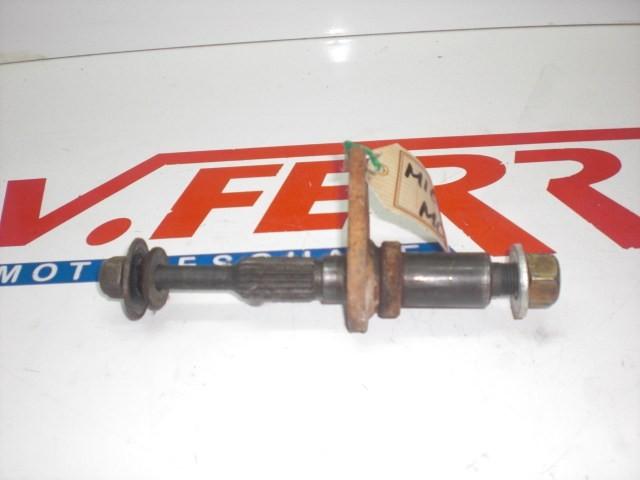ARBOL RUEDA TRASERA 2 de repuesto de una moto MICROCAR MC 2 2007