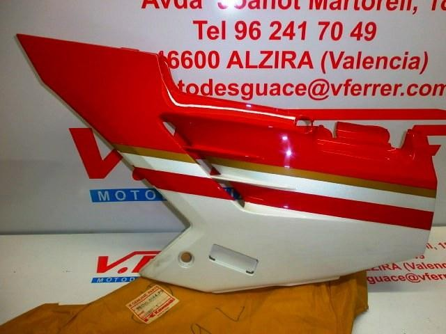 LEFT SIDE COVER KAWASAKI ZX of 1000