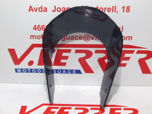 BLUE KEEL scrapping a KAWASAKI ZX 600 part number 55028-1244-C6