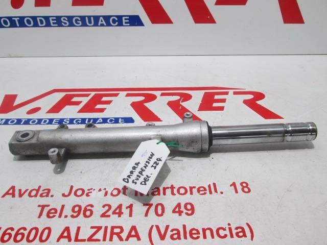 BARRA HORQUILLA DELANTERA IZQUIERDA de repuesto de una moto PEUGEOT SUM UP 125