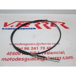 BRAKE CABLE scrapping a motorcycle PGO