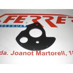 BRAKE DISC PROTECTOR DIFFERENT