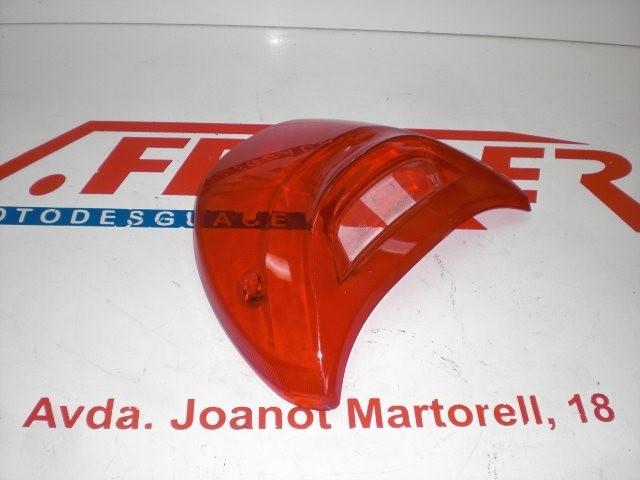 CRISTAL PILOTO TRASERO de repuesto para varios modelos de moto