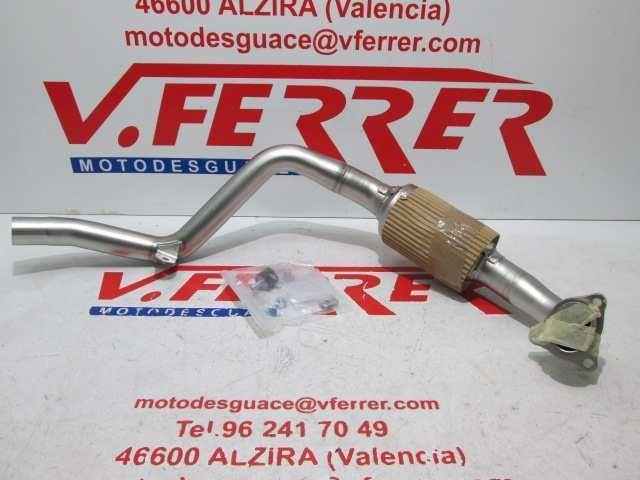 LeoVince Collector (Suppressor Catalyst) Honda NC 700 INTEGRA