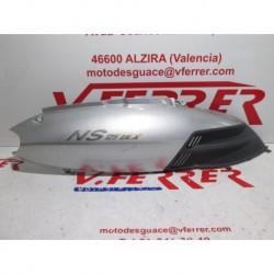 BACK RIGHT SIDE COVER (marked) scrapping motorcycle DAELIM NS 125 DLX 2003