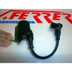COIL AND PIPA. GILERA RUNNER 125 SP