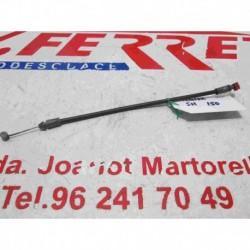 Cable apertura asiento honda sh 150 2002 for Asiento apertura