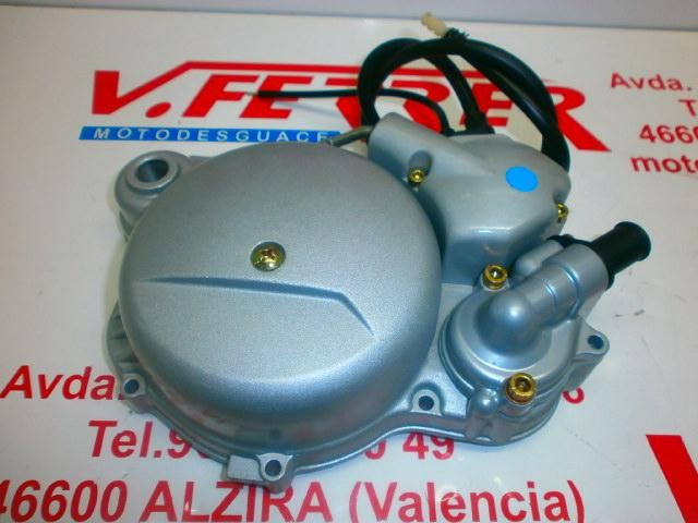 CLUTCH COVER OIL PUMP AND WATER PUMP APRILIA RX 50 / MX
