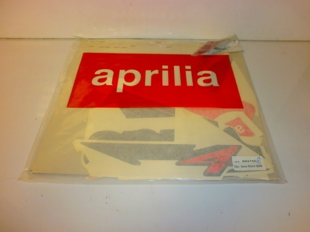 STICKERS SET APRILIA RSV 1000 a