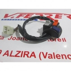 For TIG FLASHER scrapping a DERBI FENIX part number 00H01700031