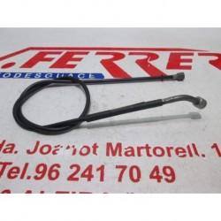 CABLE KM de repuesto de una moto DERBI FDS con referencia 00D01660021