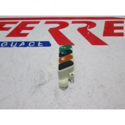 INDICATOR LIGHTS TABLE scrapping a DERBI FENIX part number 00H01602931