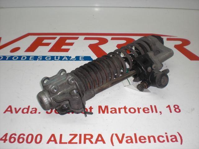 AMORTIGUADOR DELANTERO DERECHO de repuesto de una moto GILERA FUOCO 500 en el 2008