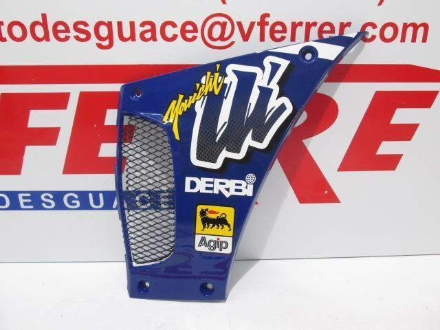 RADIATOR COVER RIGHT SIDE scrapping DERBI GP1