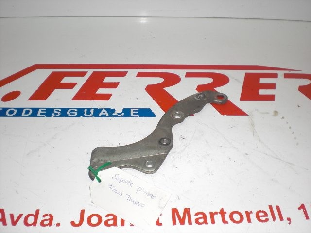 BRACKET REAR BRAKE CALIPERS FUOCO GILERA 500 with 26527 km.