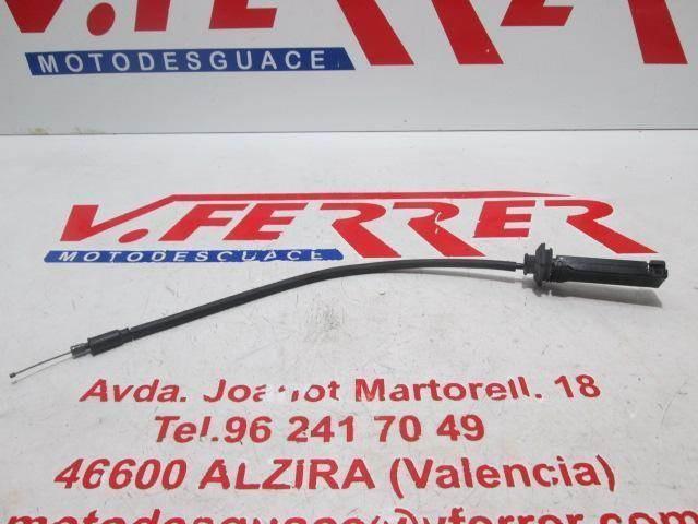 CABLE ACELERADOR de repuesto de una moto DERBI GP1