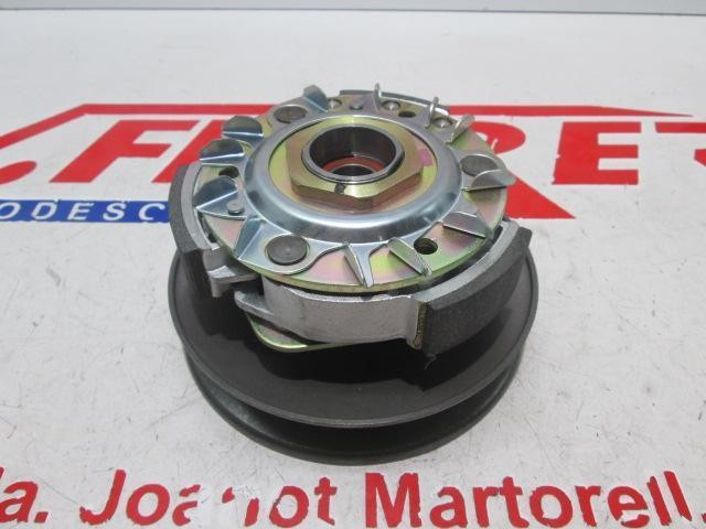 COMPLETE CLUTCH scrapping DERBI GP1