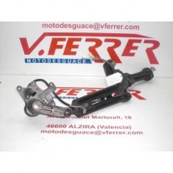 BRAZO AMORTIGUACION DELANTERA DERECHA de repuesto de una moto GILERA FUOCO 500 en el 2008
